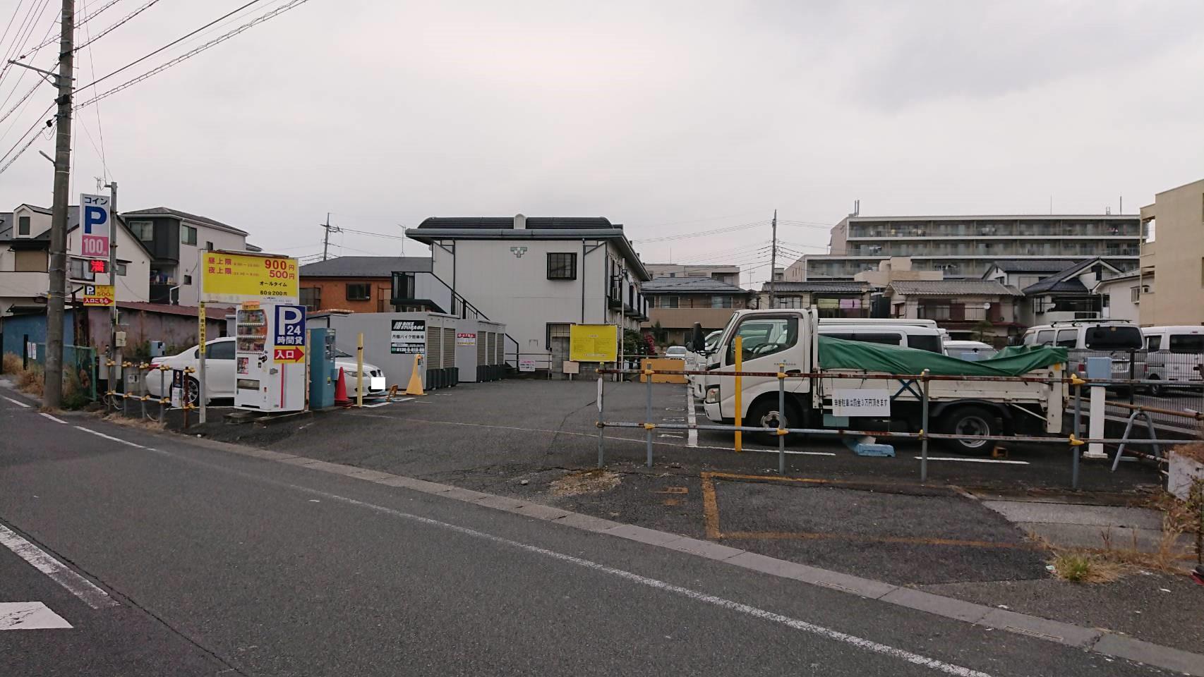 バイクストレージ蕨駅東口