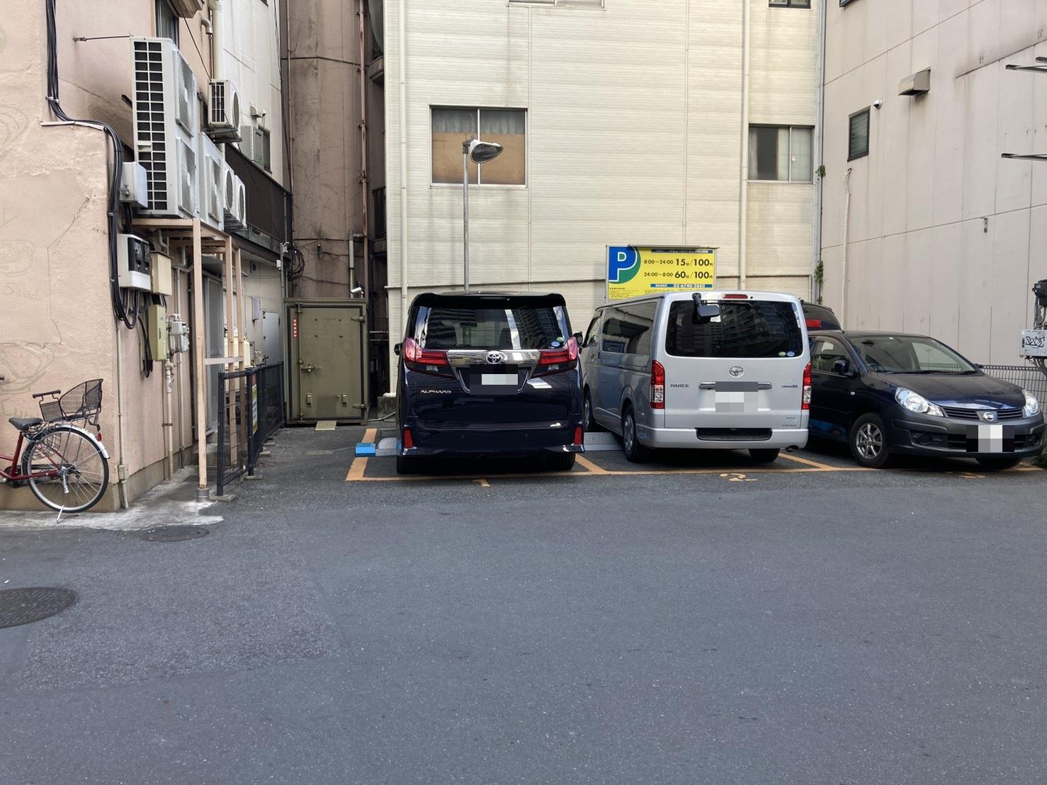 バイクストレージJR川口駅前