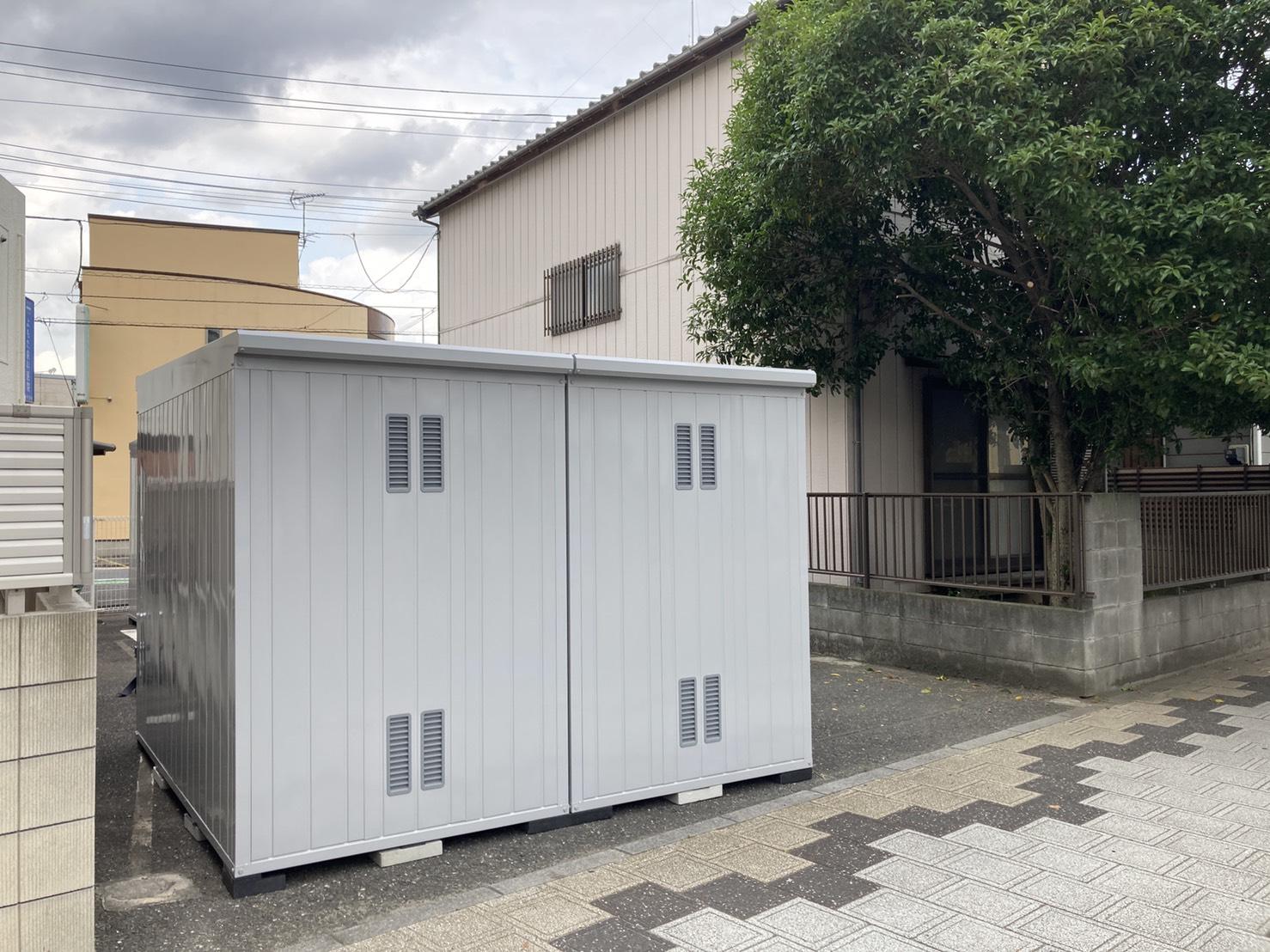 バイクストレージ戸田市中町