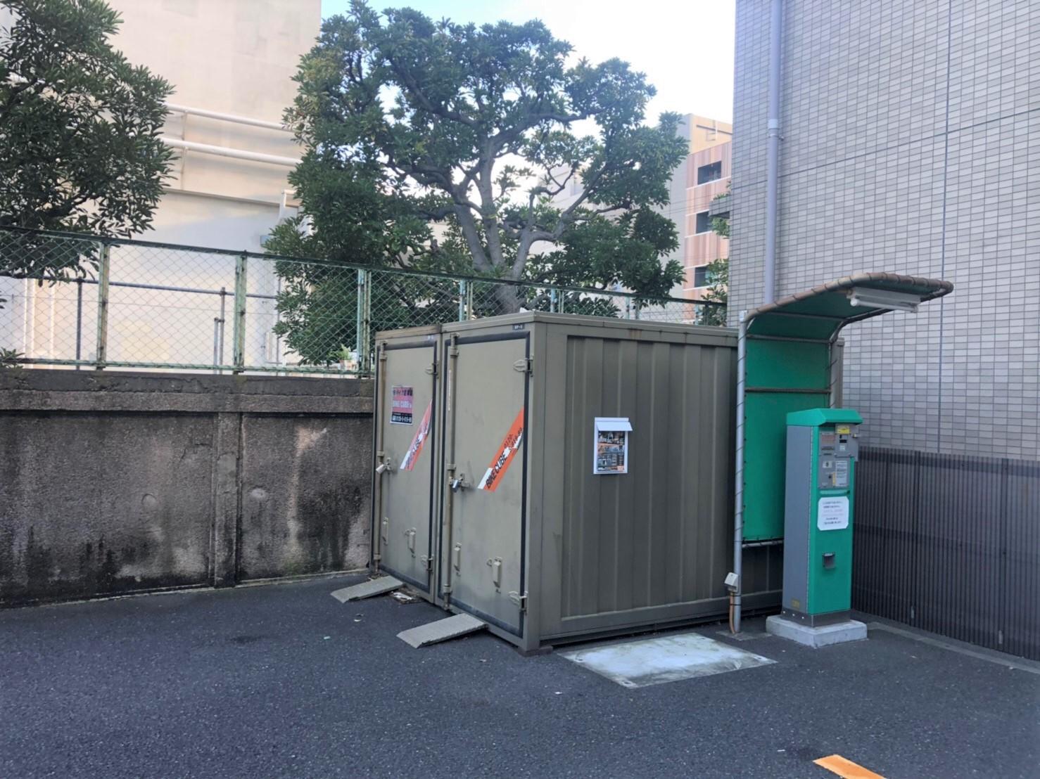 バイクストレージ墨田区業平P1