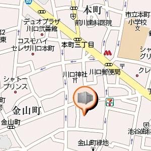 CRトランクルーム川口市川口駅東口