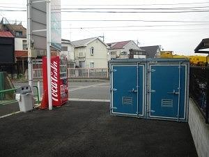バイクストレージ東大泉P2