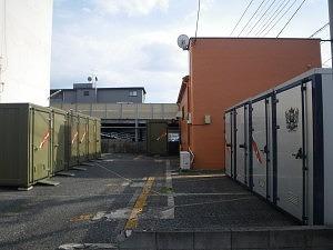 バイクストレージ大田区池上