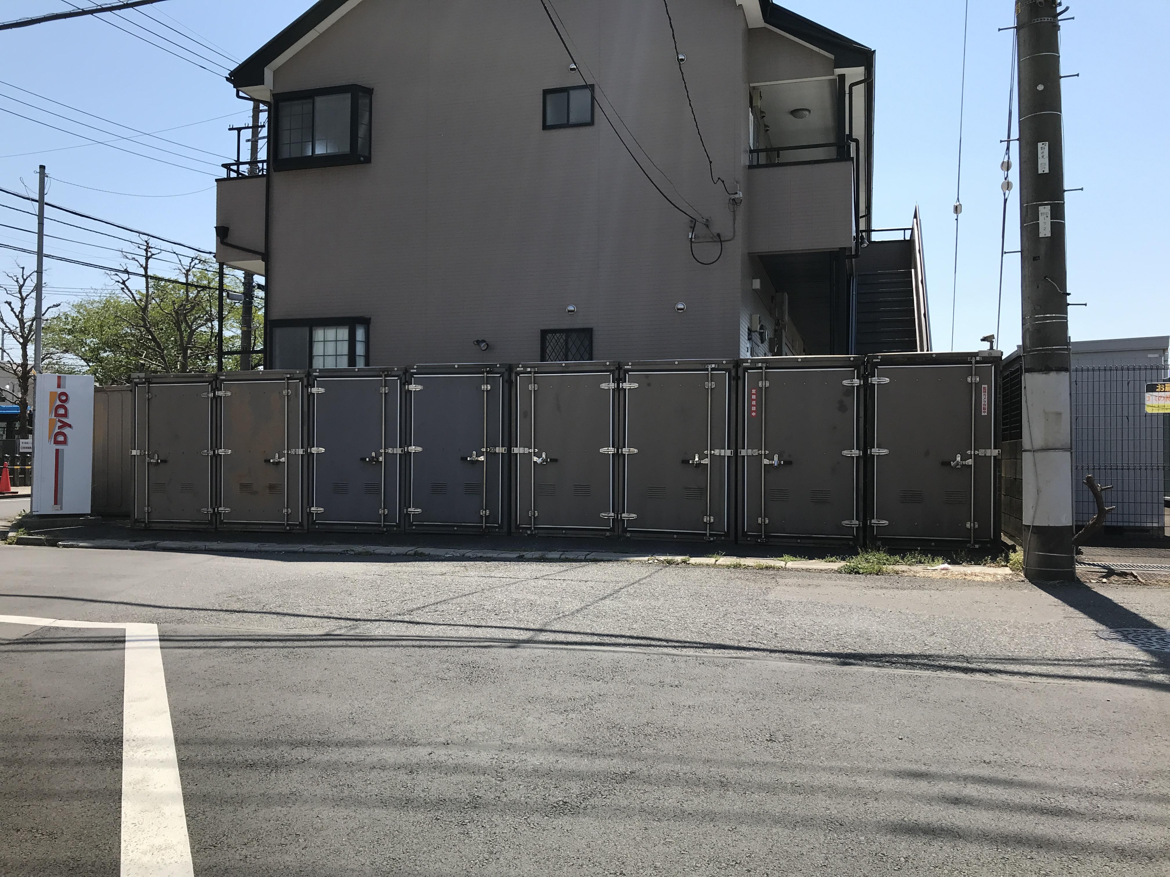 バイクストレージ西東京市芝久保