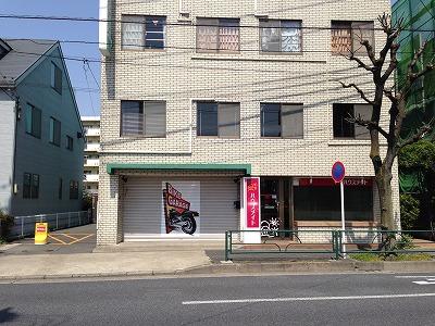 バイクストレージ西東京クラブ