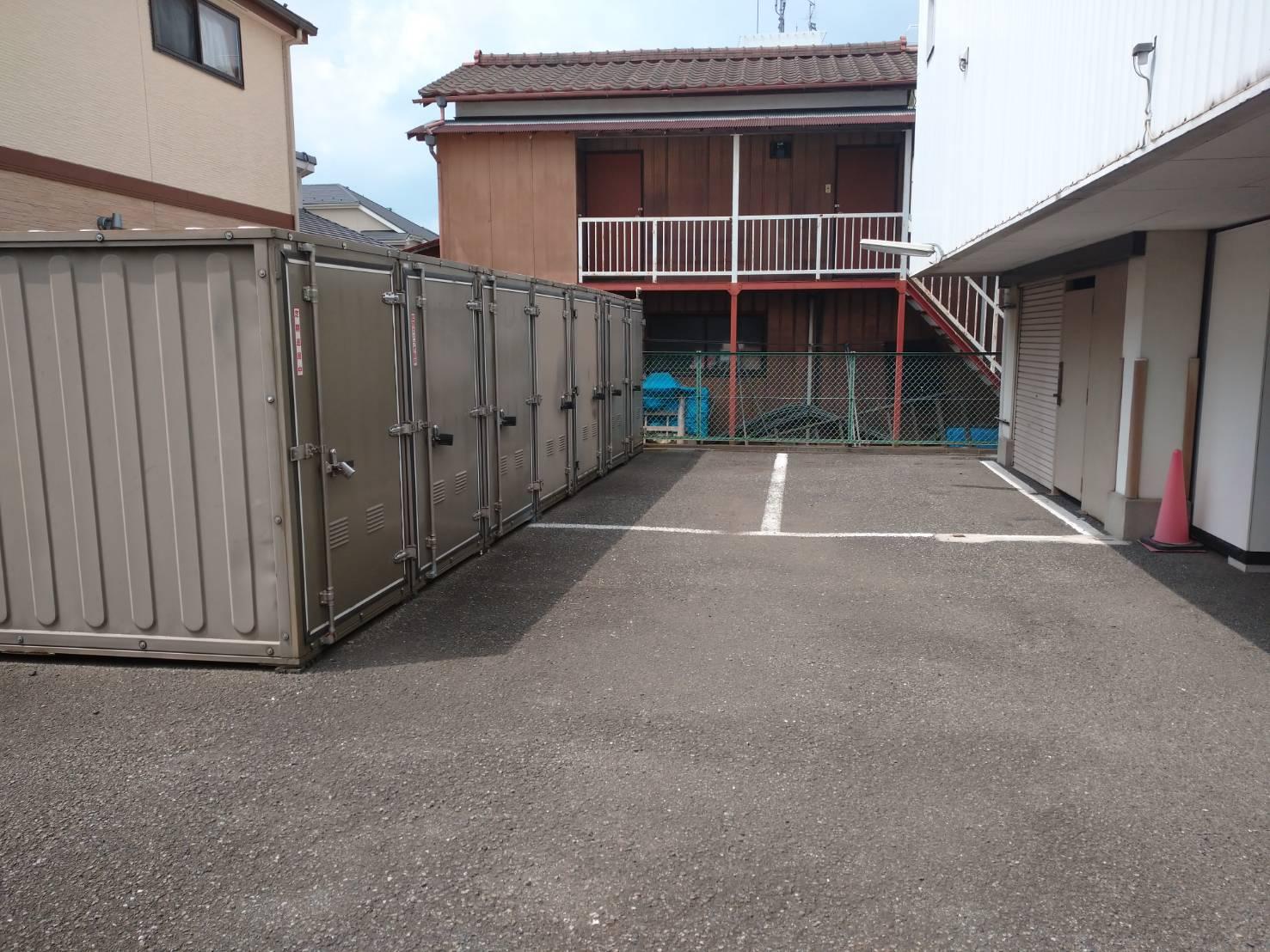 バイクストレージ国立矢川