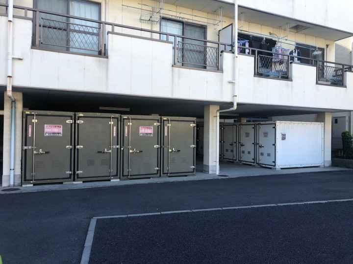 バイクストレージ江戸川中央