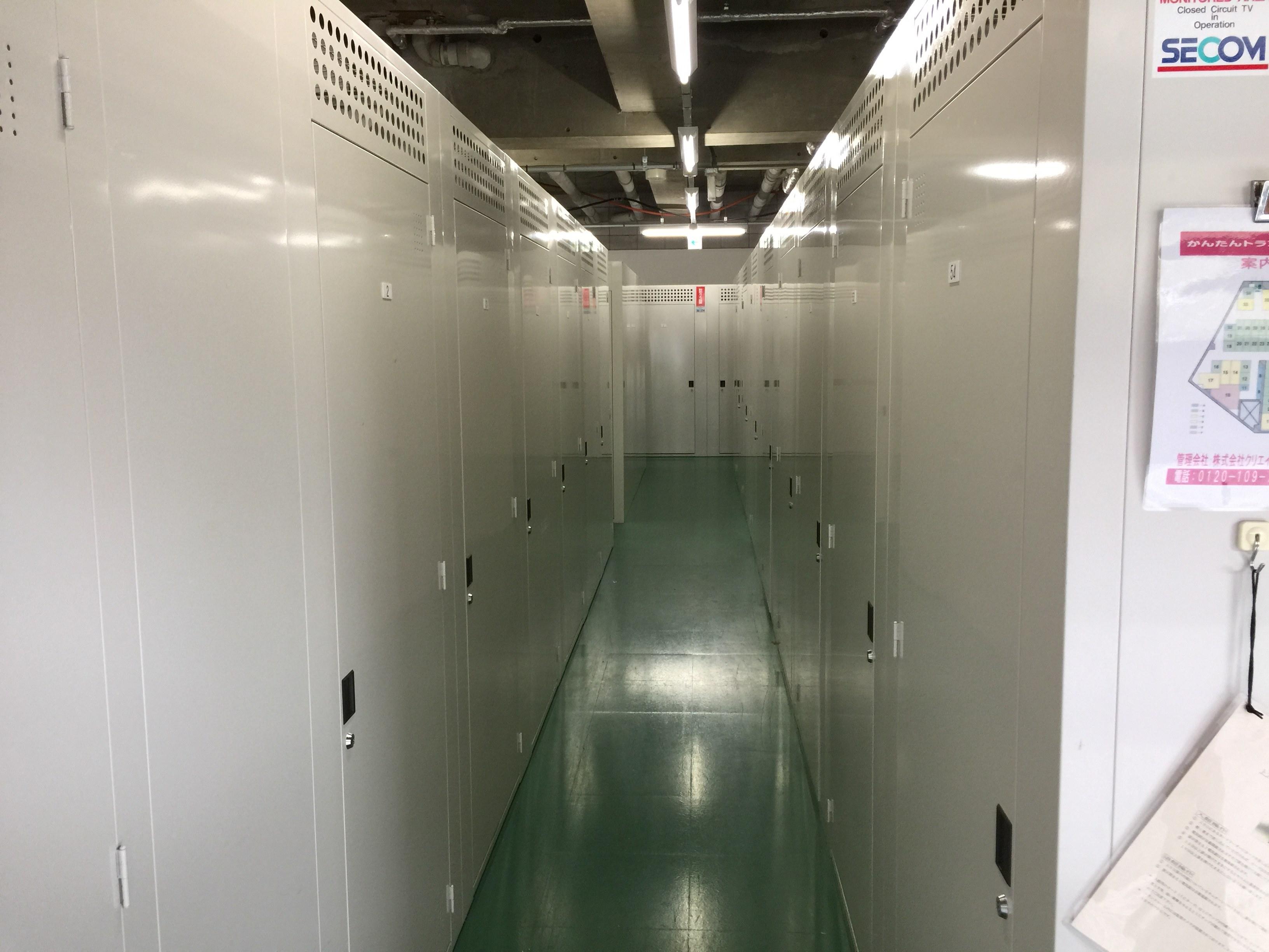 トランクルームアートフルひばりヶ丘