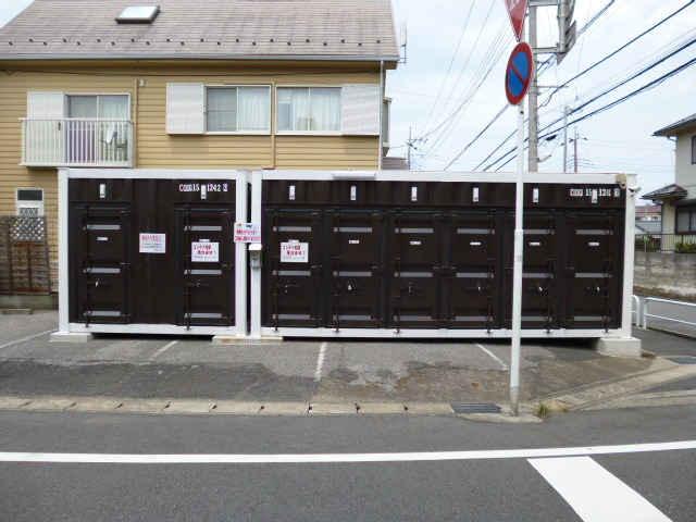 松戸岩瀬店(コンテナ型トランクルーム)