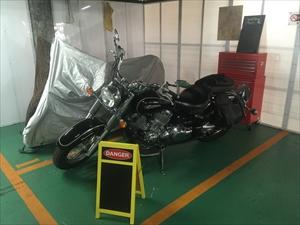 バイクストレージ久米川駅北口クラブ