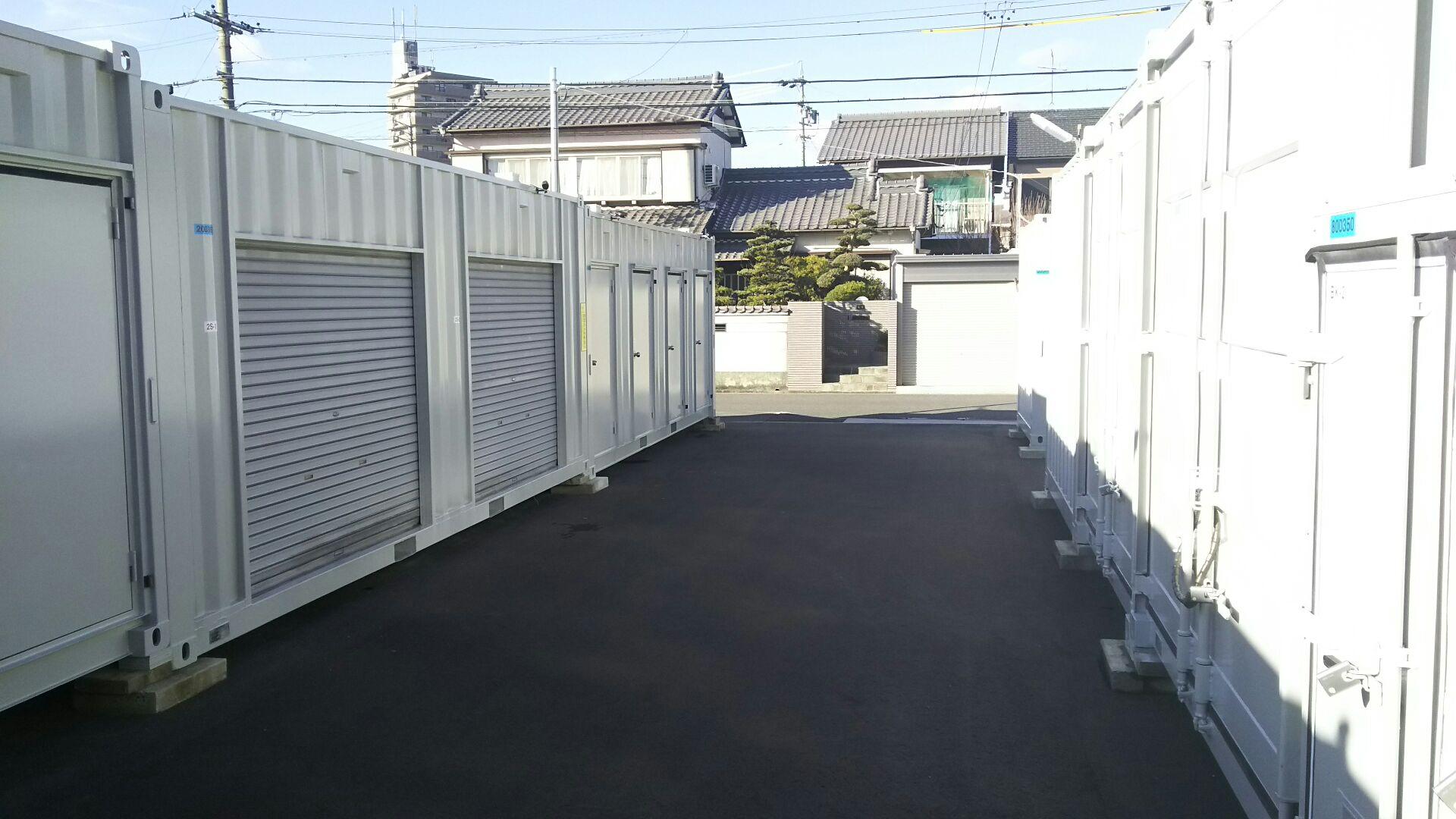 ドッとあ~るコンテナ大永寺南店