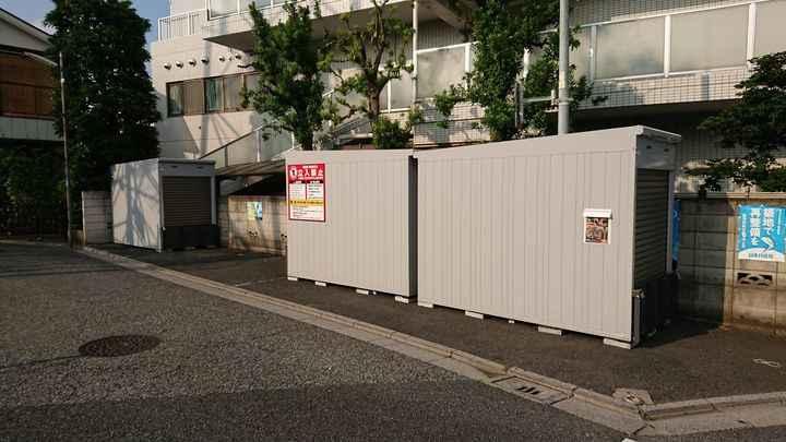 バイクストレージ西大泉P3