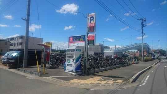 バイクストレージ西大宮駅北口
