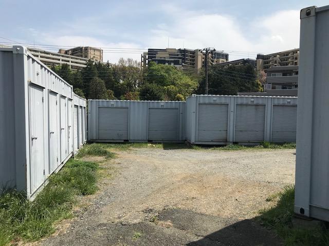 ブルーストレージ川崎市生田