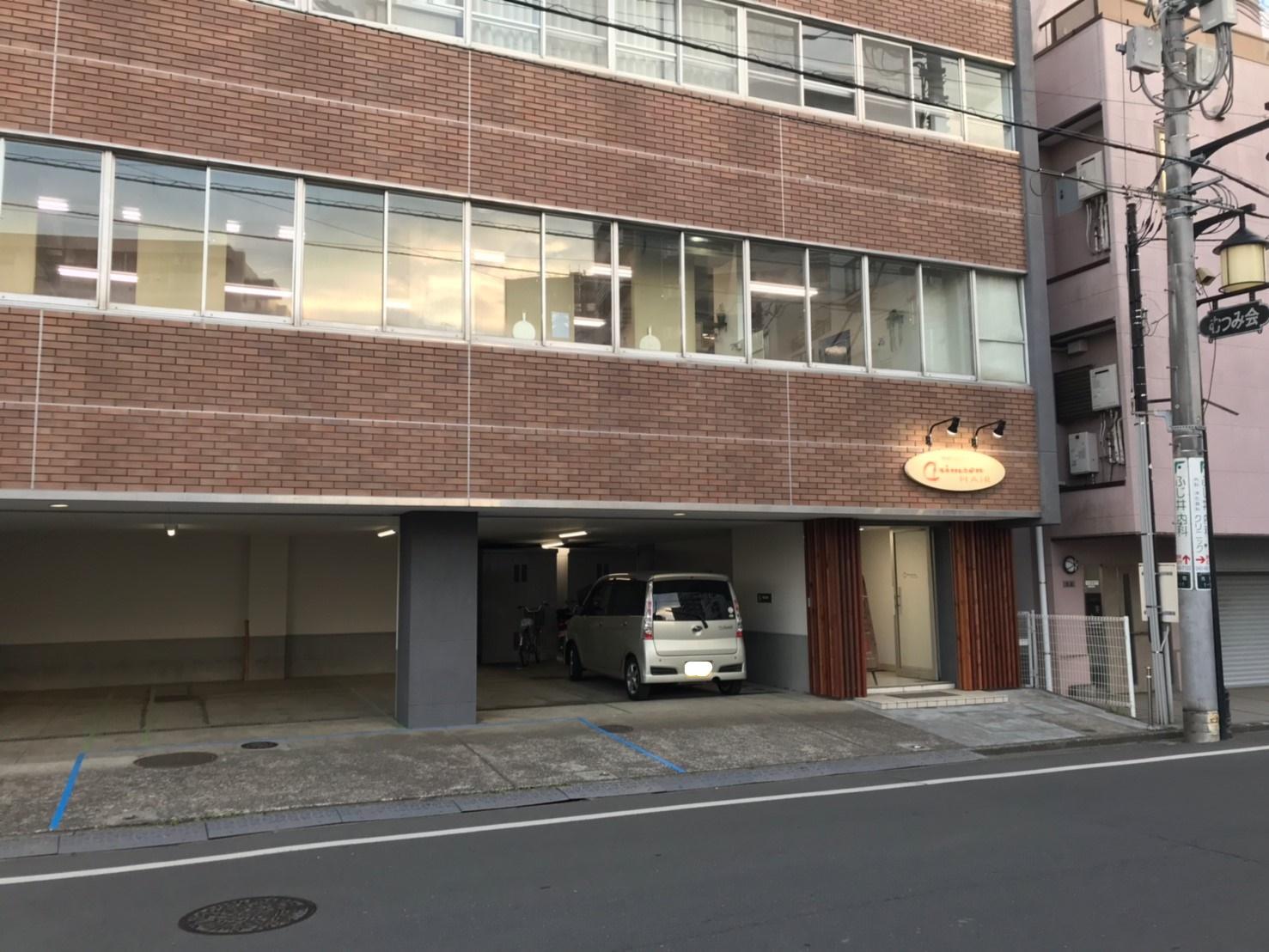 バイクストレージ清瀬駅北口
