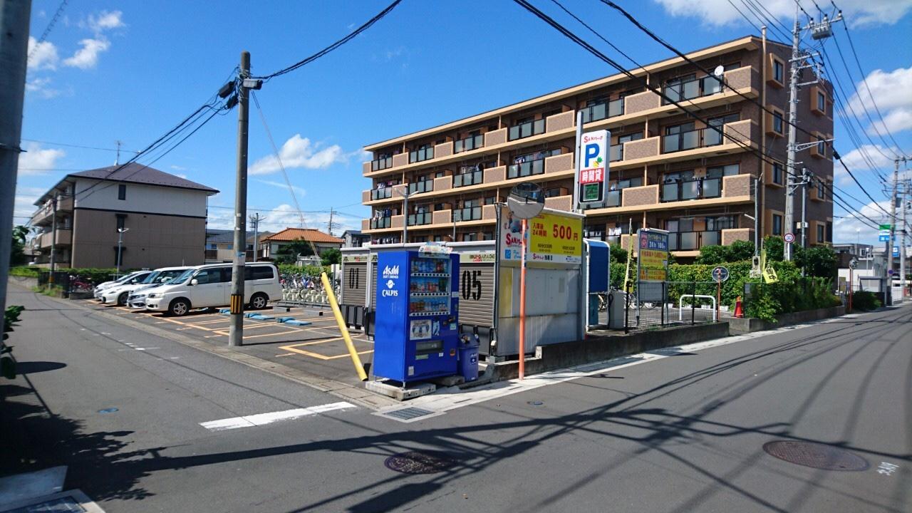 バイクストレージ指扇駅北口