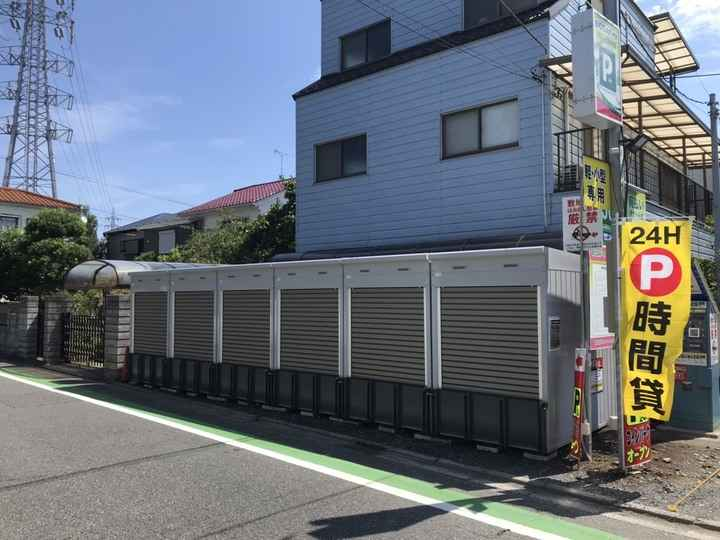 バイクストレージ南区太田窪P2