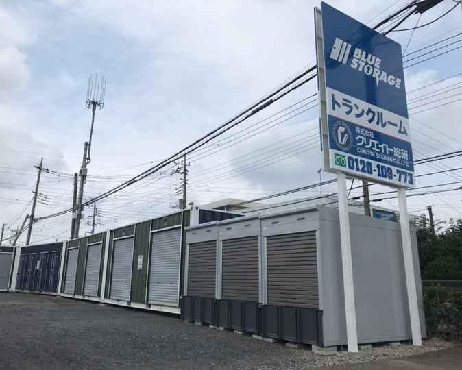 バイクストレージ所沢市下安松P1