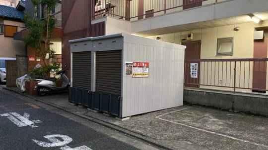 バイクストレージ上石神井P2