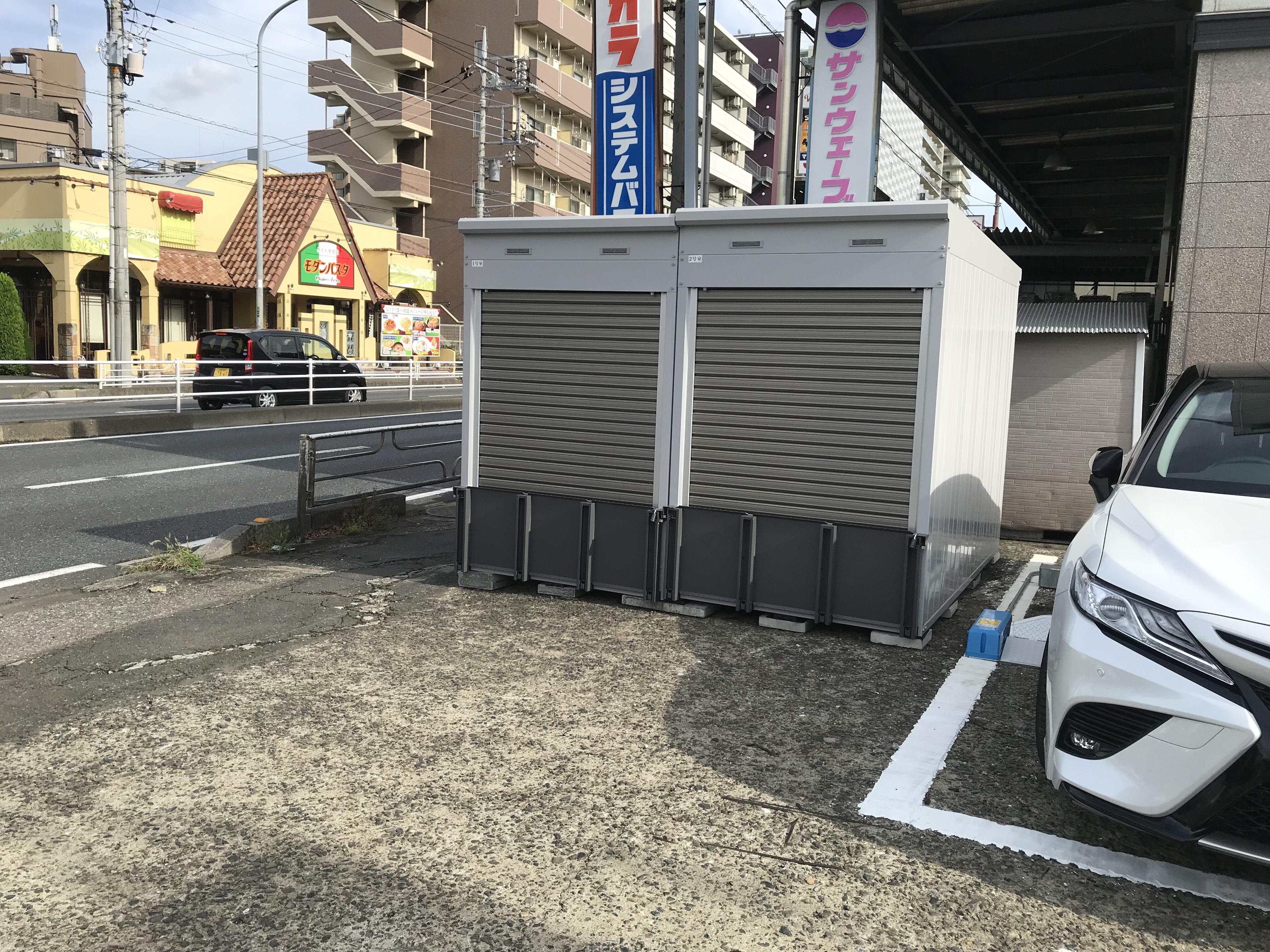 バイクストレージ新座駅南口