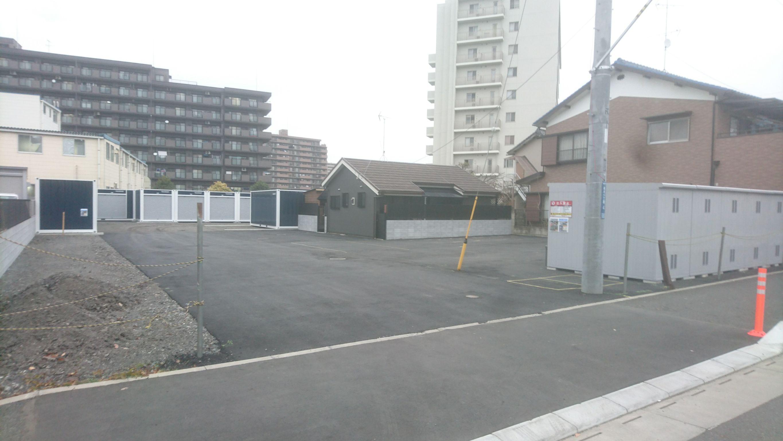 バイクストレージ朝霞市泉水P2