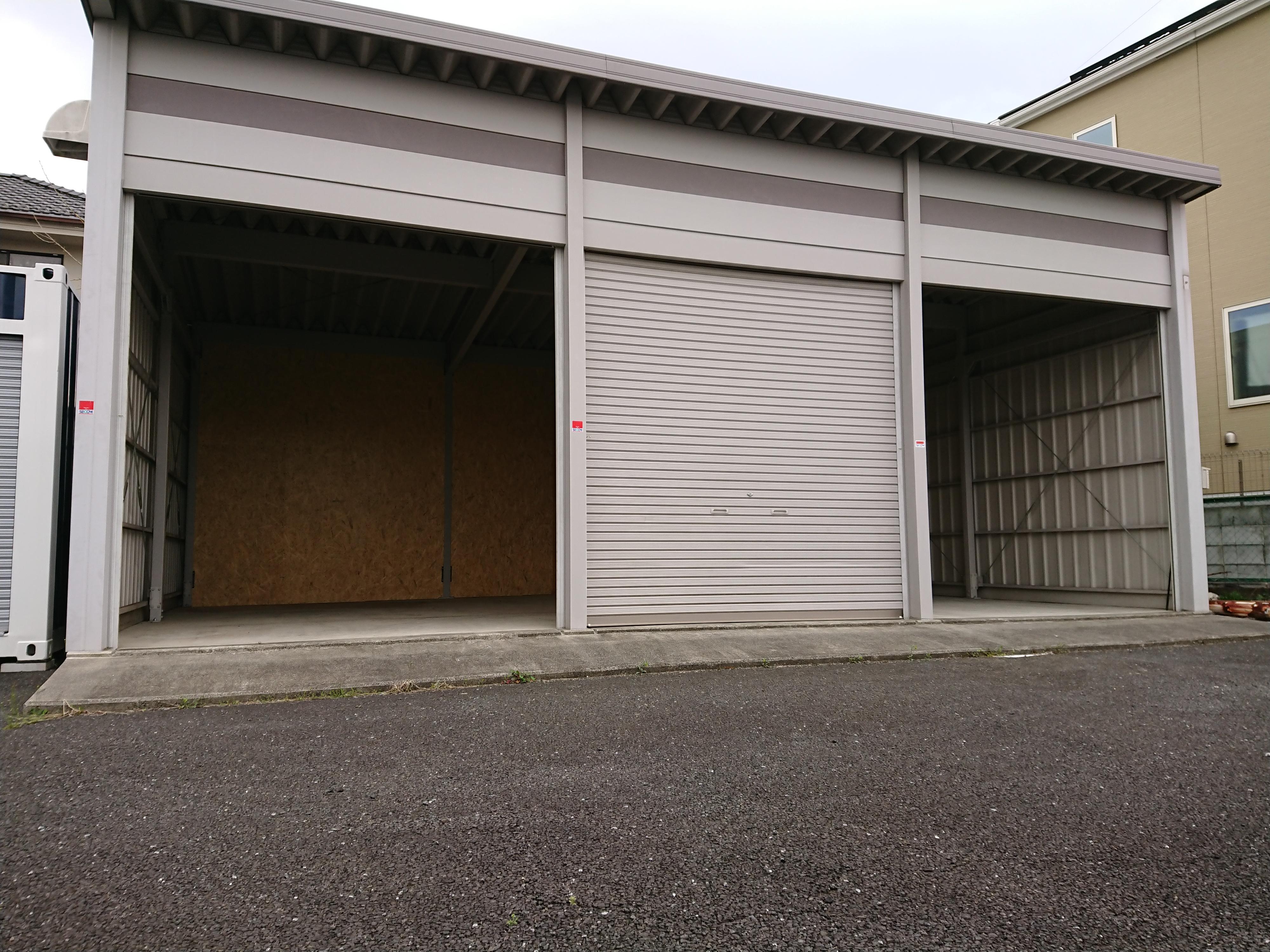 レンタルガレージ入間市宮寺
