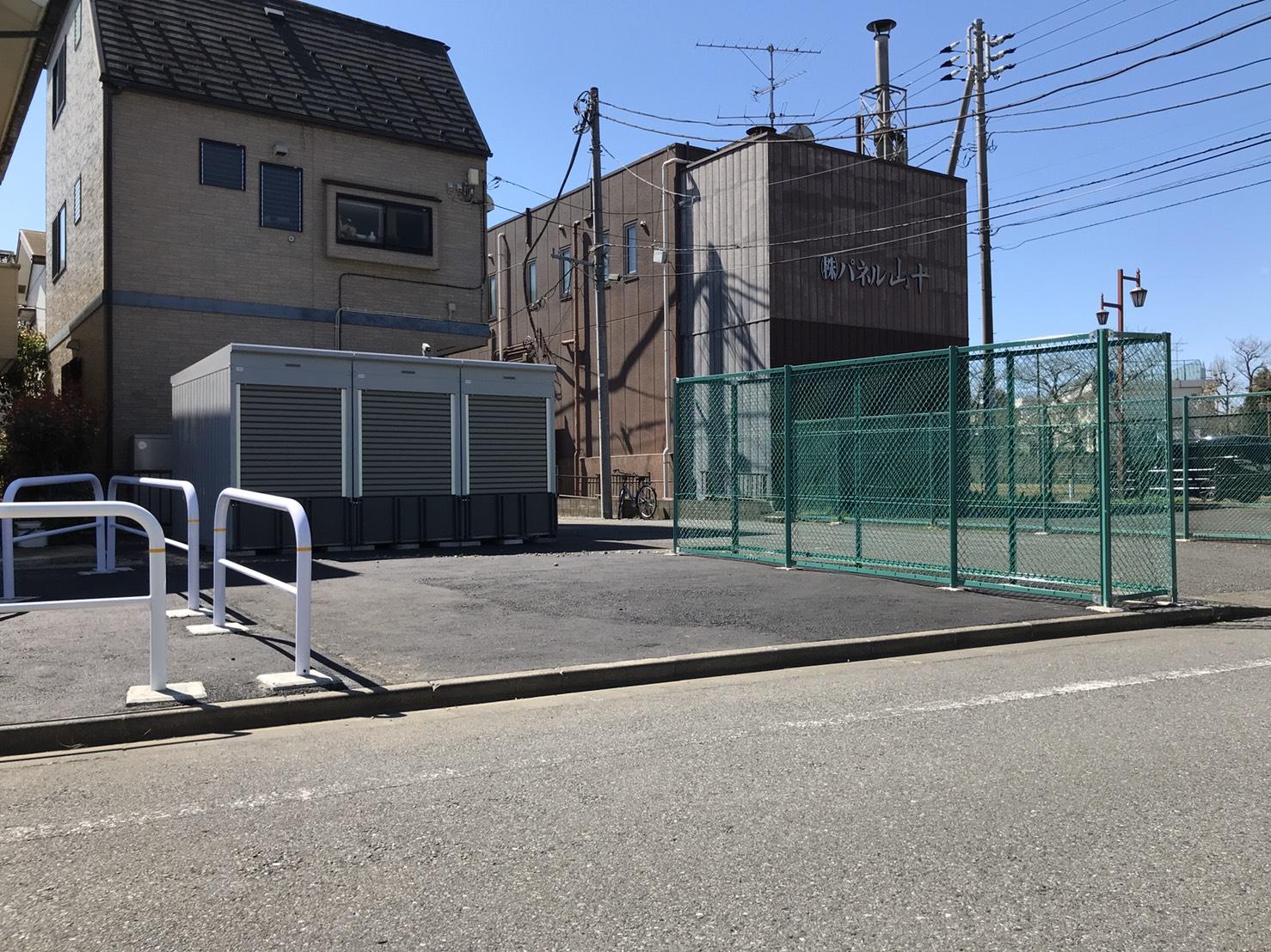 バイクストレージ練馬区大泉町P1