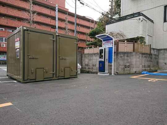 バイクストレージ練馬区大泉町P2