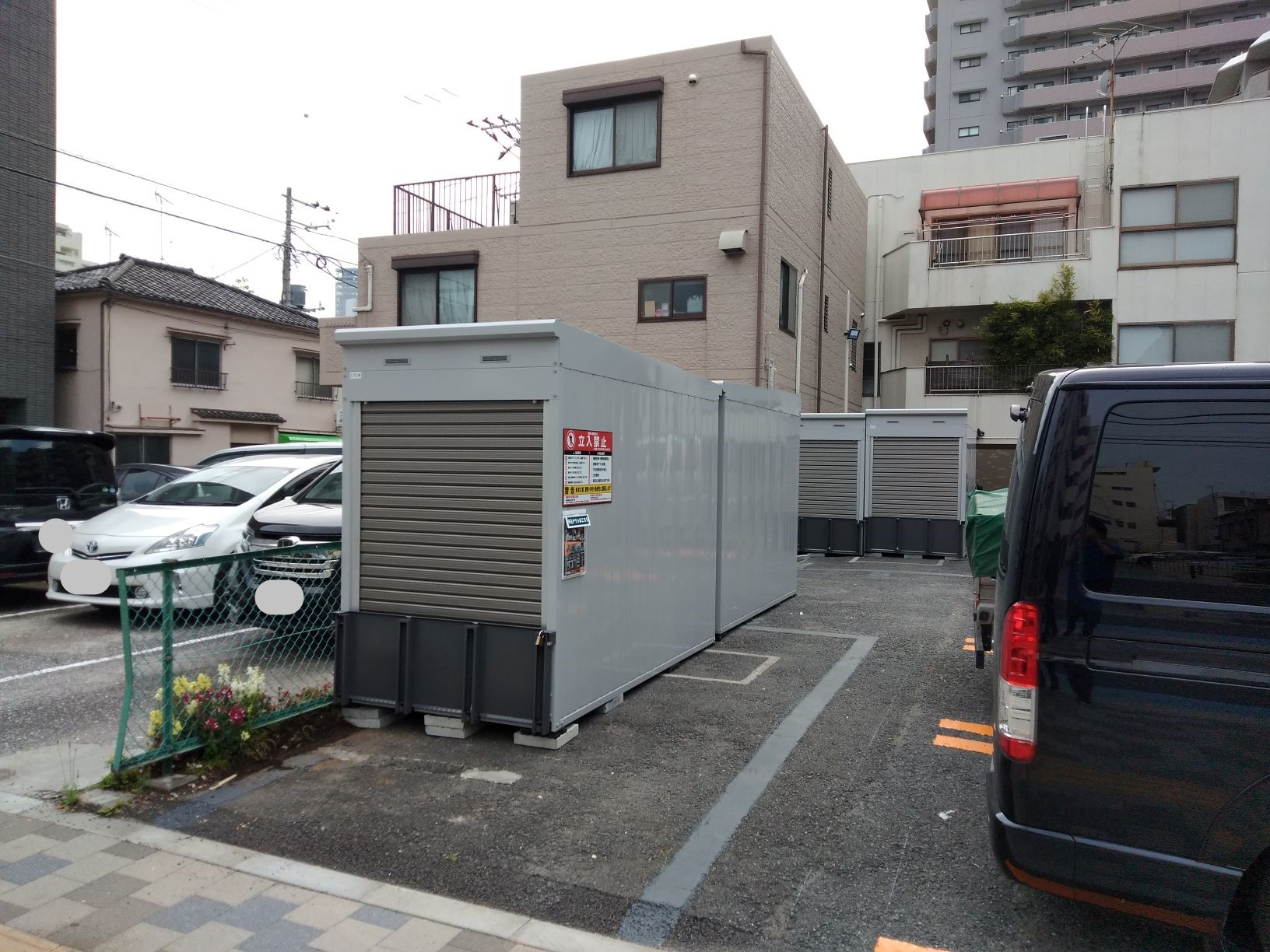 バイクストレージ本所吾妻橋P1