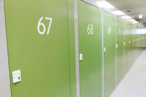 屋内保管・常人管理で安心・安全 押入れ産業 PiOセンター北店