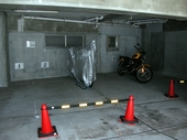 tmcバイク駐車場中野区野方の物件外観