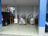 tmcバイクパーク板橋本町の物件外観