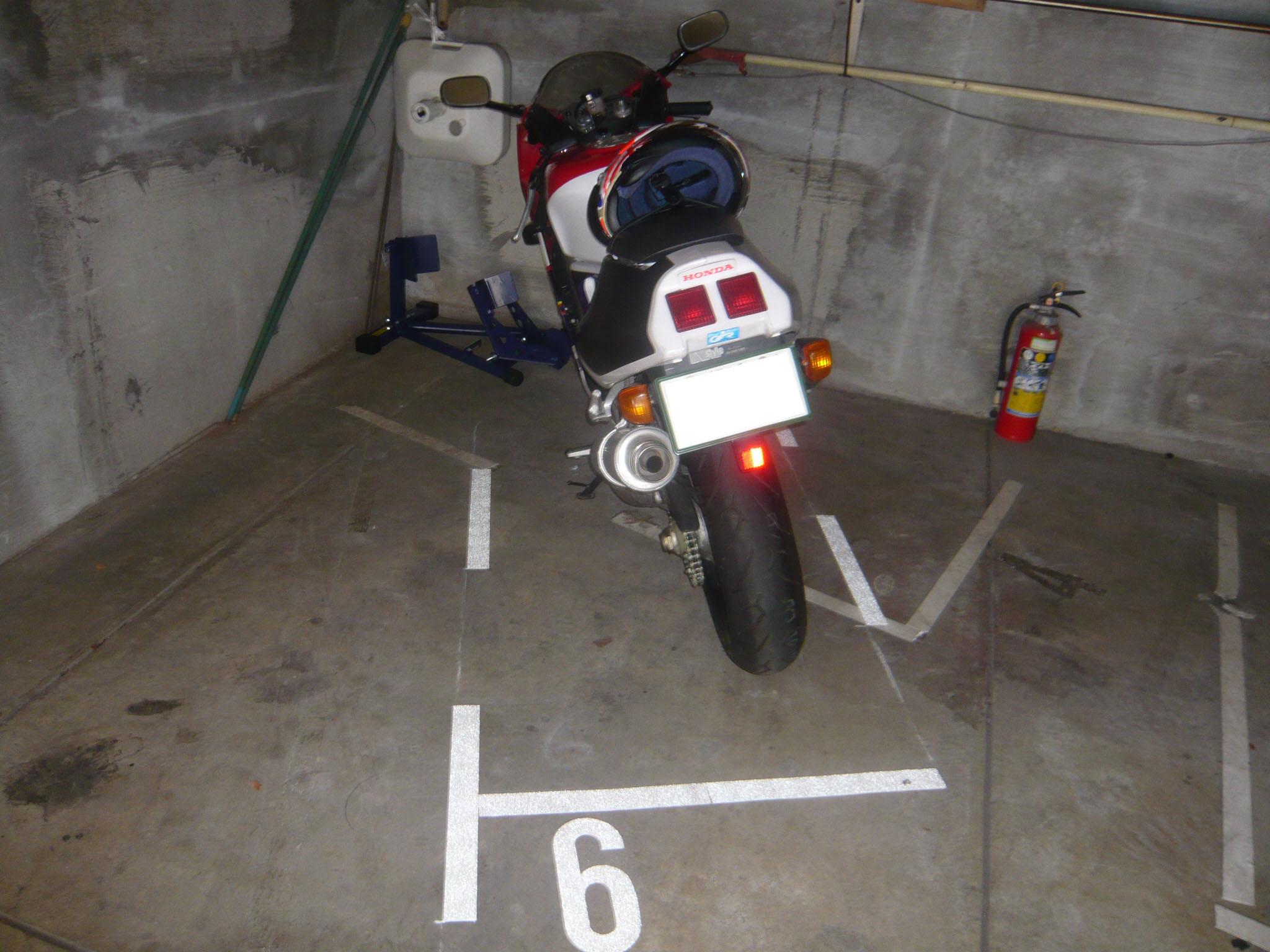 tmcバイク駐車場品川高輪の物件外観