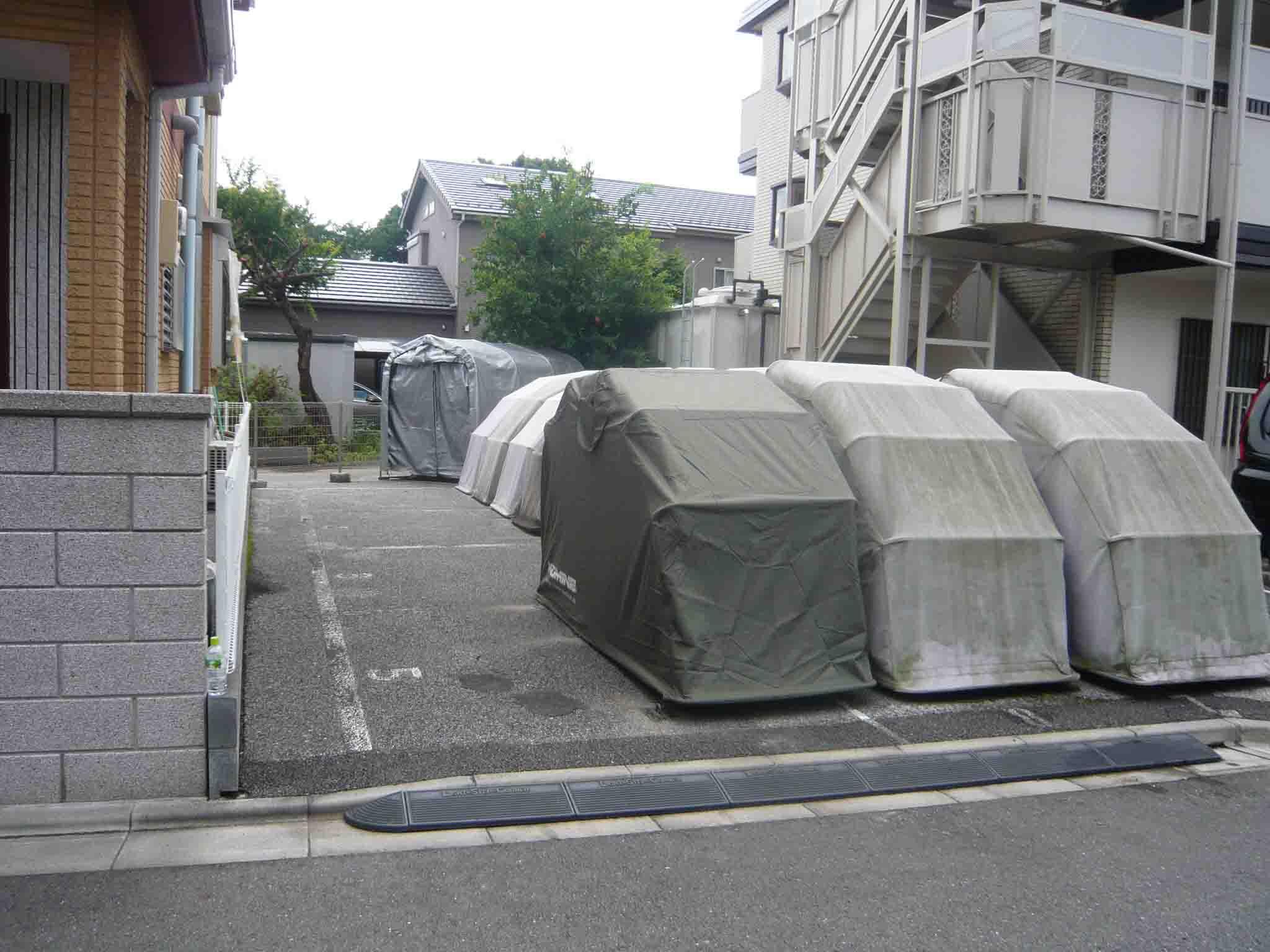 tmcラインパーク吉祥寺関町の物件外観