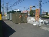 バイクパーク宮本町P3の物件外観