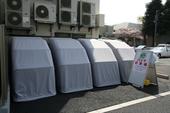 tmcバイク駐車場四谷信濃町の物件外観