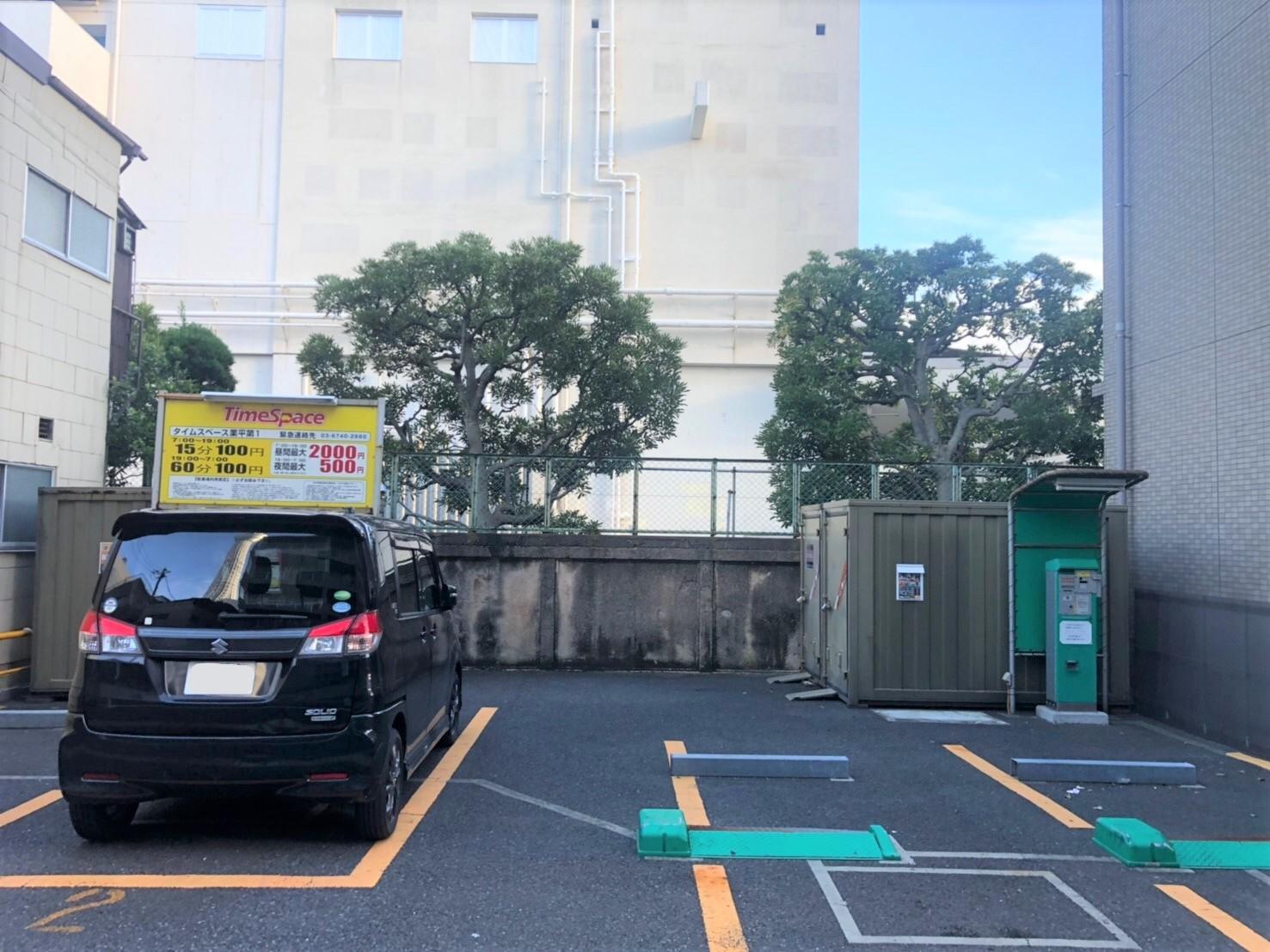 バイクストレージ墨田区業平P1の物件外観
