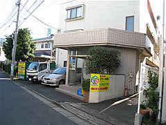ユアスペース赤塚新町-バイク駐車場