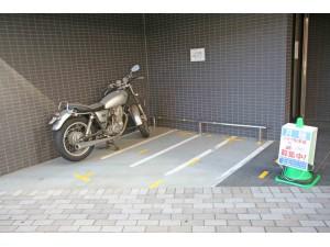 tmcバイク駐車場 豊洲東雲の物件外観