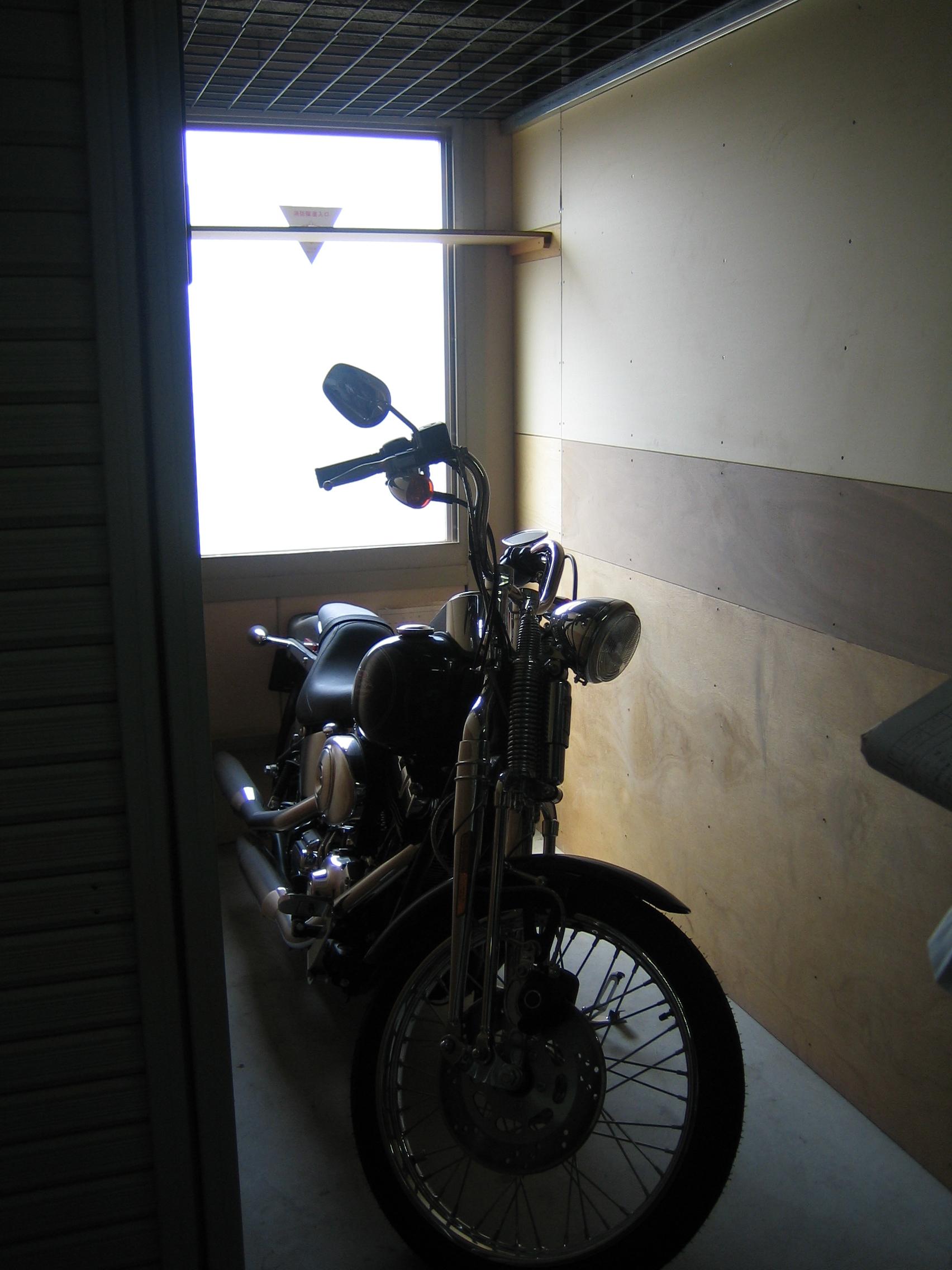バイクバンク中落合本社ビルの物件外観