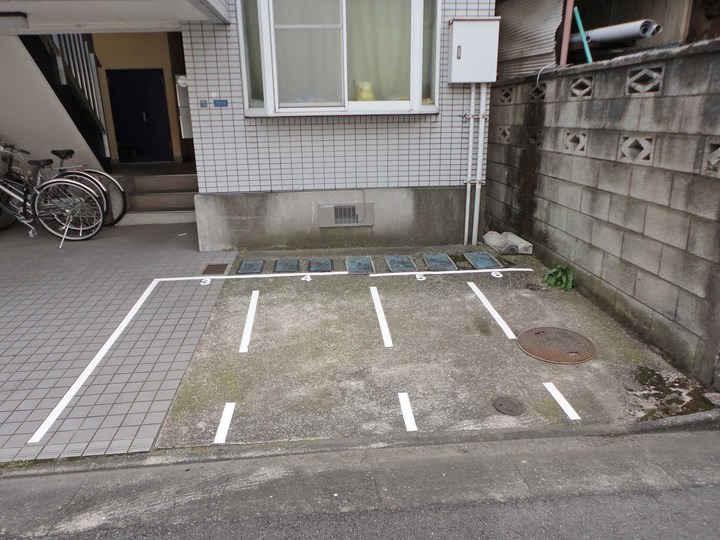 tmcバイク駐車場 葛飾西亀有