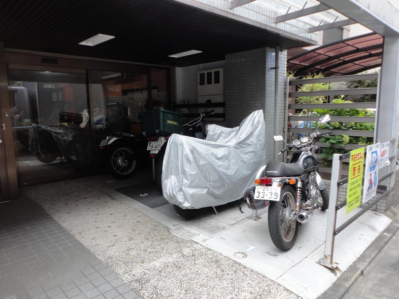 tmcバイク駐車場 葛飾立石第1の物件外観