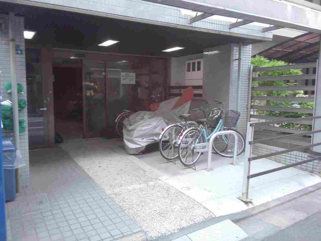 tmcバイク駐車場 両国森下の物件外観