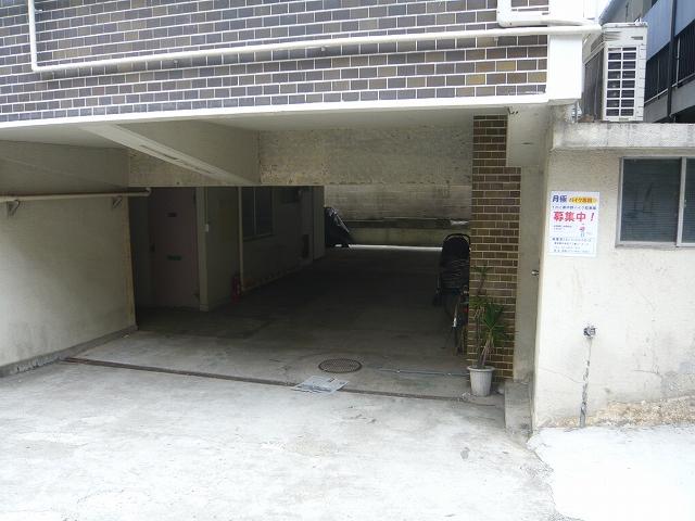 tmcバイク駐車場新中野の物件外観