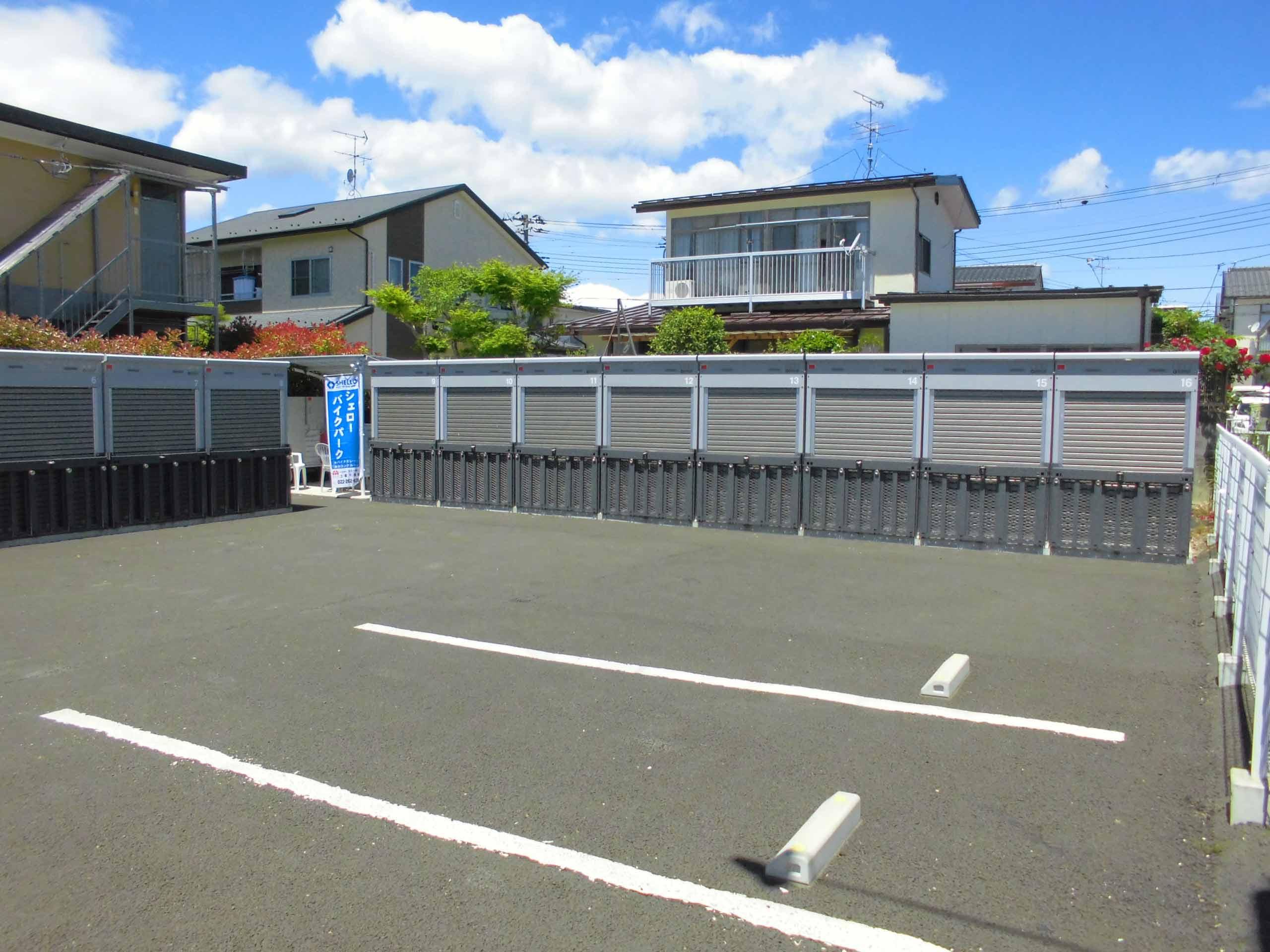 仙台 BIKEPARK 泉ICパークの物件外観
