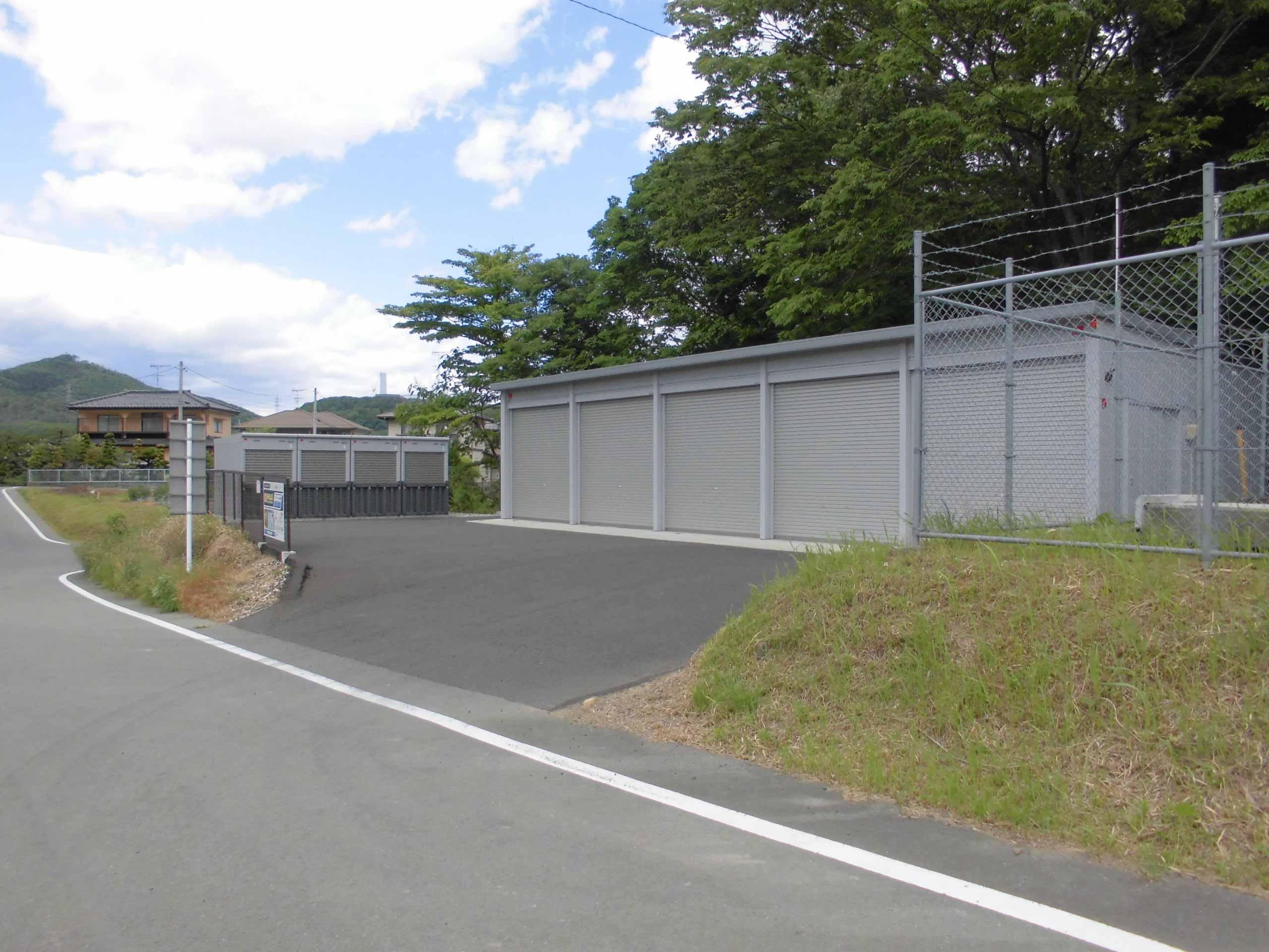 仙台 BIKEPARK 仙台宮城IC56パークの物件外観