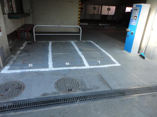 tmcバイク駐車場板橋前野町の物件外観