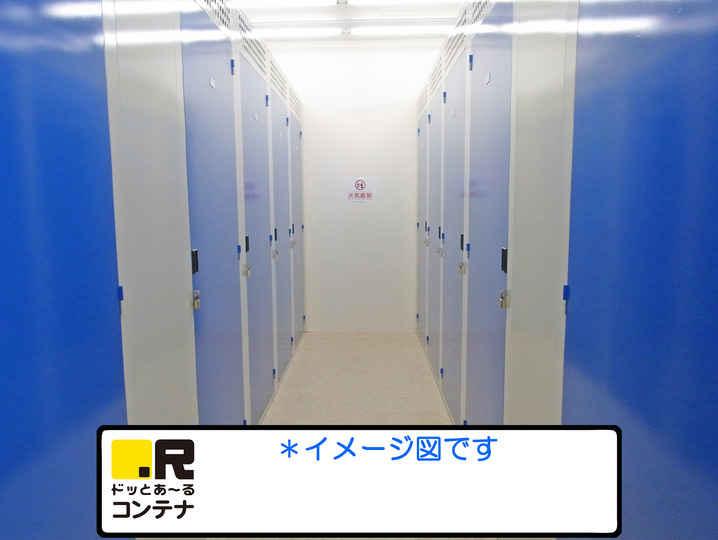 千葉県庁前(室内型トランクルーム)外観1